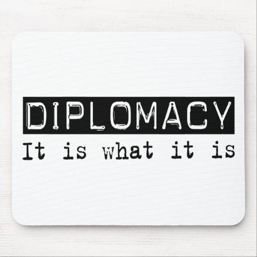Diplomacy It Is Mouse Mat