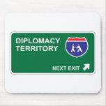 Diplomacy Next Exit Mouse Pad
