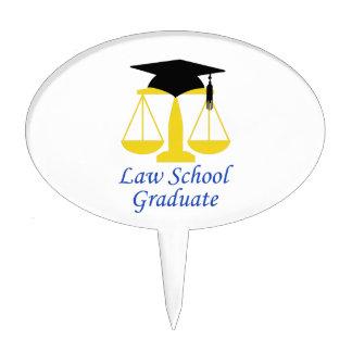 Diplomado de colegio de abogados decoraciones para tartas