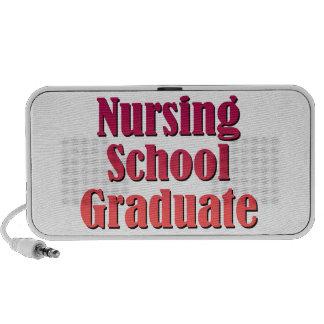 Diplomado de escuela de enfermería sistema altavoz