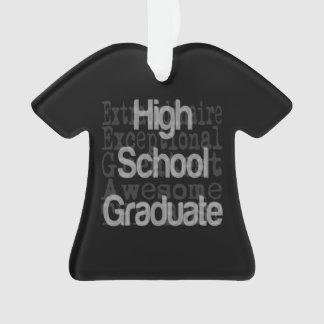 Diplomado de High School secundaria Extraordinaire