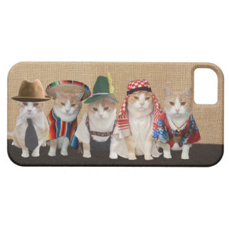 Diplomat Cats iPhone 5 Covers