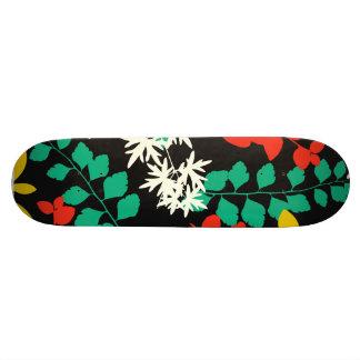 diplomatic, photography,   Yellow, artwork, noisy, Skateboard Deck