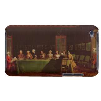 Diplomats Meeting (oil on canvas) Case-Mate iPod Touch Case