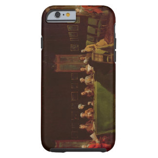 Diplomats Meeting (oil on canvas) Tough iPhone 6 Case