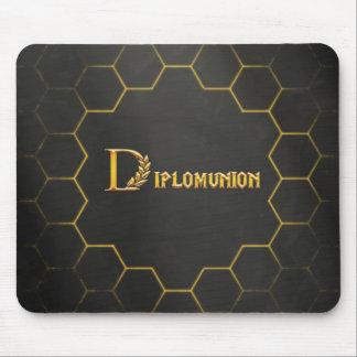 Diplomunion Mouse Pad BLACK