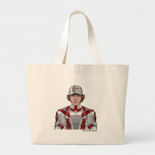 Dipperson Kiddwell/battlesuit Canvas Bag