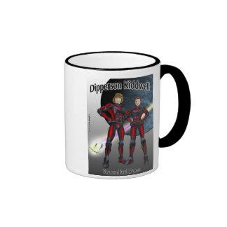 DIPPERSON KIDDWELL (cover art) Ringer Mug