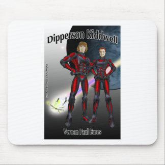 Dipperson Kiddwell (novel cover) Mouse Pad
