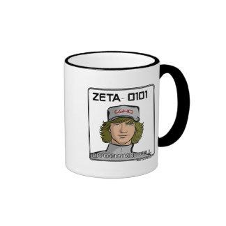 Dipperson Kiddwell Ringer Mug