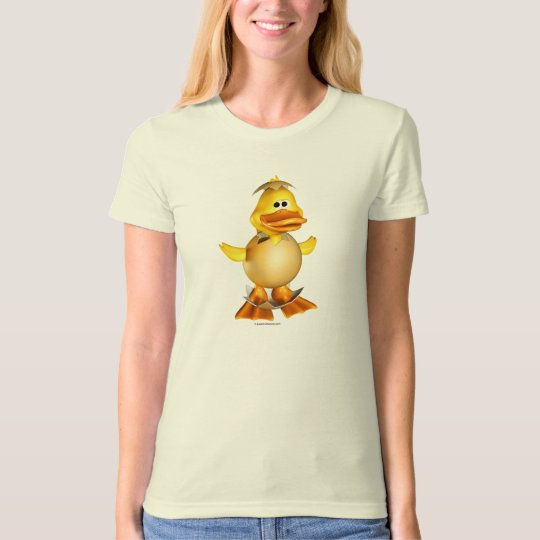 Dippy the Duckling Women's Shirts