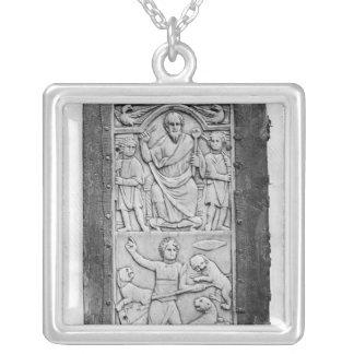 Díptica consular de Aetius, el panel de la mano iz Colgante Cuadrado