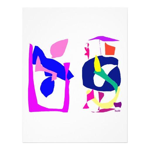 Díptica Flyer A Todo Color