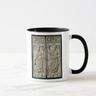 Diptych of Boethius  Consul in 487 AD Mug