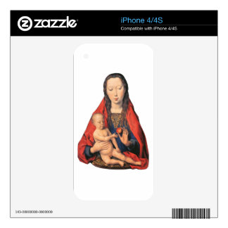 Diptych of Maarten Van Nieuwenhove. Hans Memling, Decals For iPhone 4