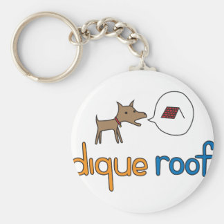 Dique Roof Keychain