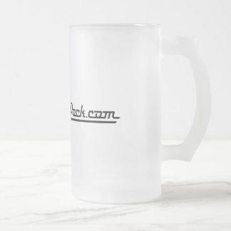 Dique seco del cuerpo de C Taza De Cristal