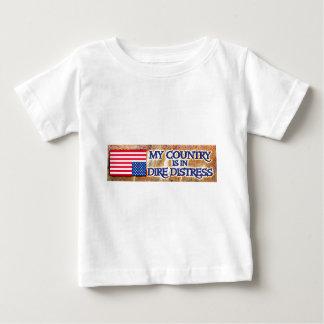 dire distress baby T-Shirt
