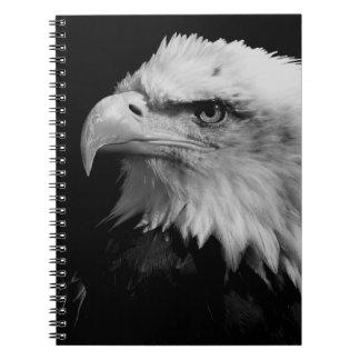 Dirección de American Eagle de motivación Notebook