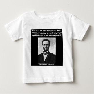 Dirección de Gettysburg de Araham Lincoln Camisas
