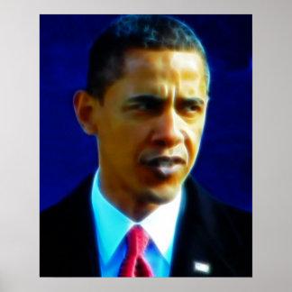Dirección de inauguración, presidente Barack Obama Impresiones
