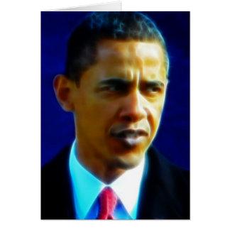 Dirección de inauguración, presidente Barack Obama Tarjeta De Felicitación