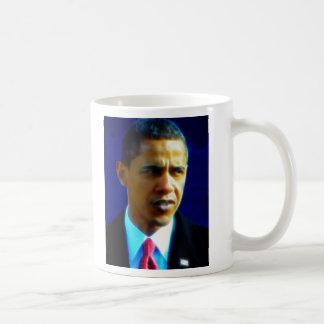Dirección de inauguración, presidente Barack Obama Taza