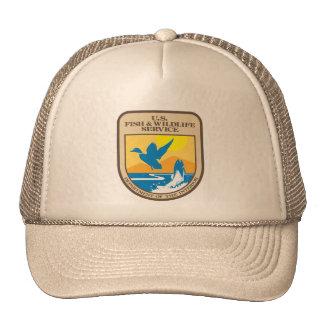 Dirección de pesca y fauna silvestre de Estados Un Gorras