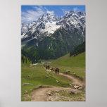 dirección hacia el Himalaya Impresiones