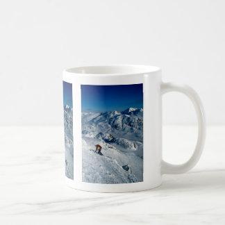 Direct assent of Meall Nan Tarmachan, Scotland Coffee Mug