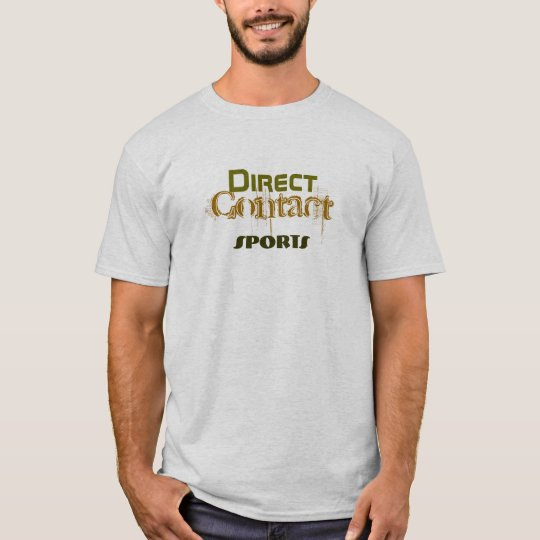 Direct Contact Sports T-Shirt