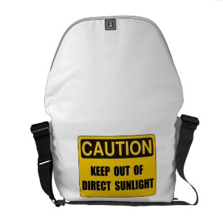 Direct Sunlight Messenger Bag