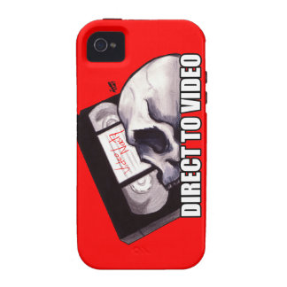 Direct To Video Case-Mate iPhone 4 Cover