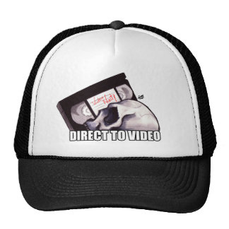 Direct To Video Trucker Hat