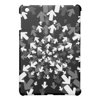 Direction Abstract Art Pattern Speck Case iPad Mini Cover