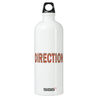 DIRECTION : Guide Coach Mentor Master Teacher SIGG Traveler 1.0L Water Bottle