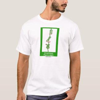Directional Figure Eight (Knotology) T-Shirt