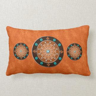 Directions Cotton Throw Lumbar Pillow