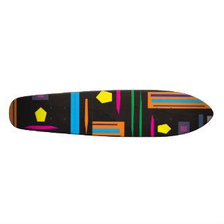 Directions> Retro Skateboard Deck