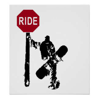 directions... ride? poster