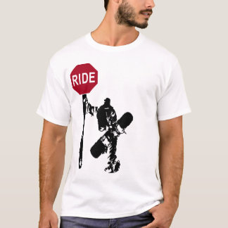directions... ride? T-Shirt