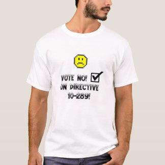 Directive 10-289 T-Shirt