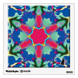 Directive Kaleidoscope Wall Decal