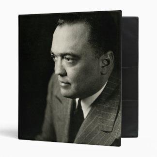 """Director 1947 del FBI J. Edgar Hoover Carpeta 1"""""""