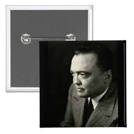 Director 1947 del FBI J. Edgar Hoover Pin