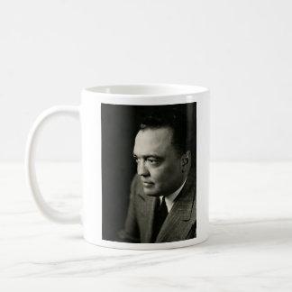 Director 1947 del FBI J. Edgar Hoover Taza