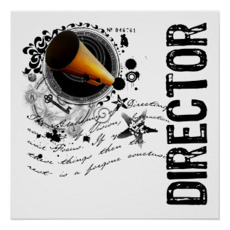 Director Alchemy Poster