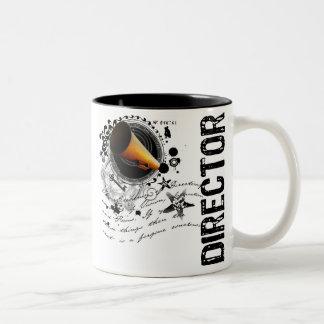 Director Alchemy Two-Tone Coffee Mug