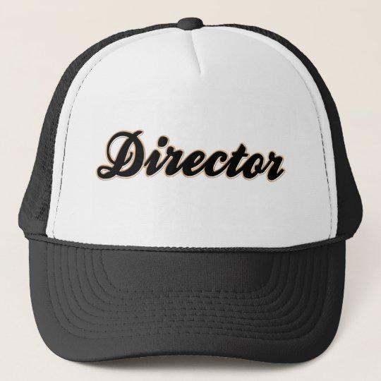 Director Baseball Style Trucker Hat