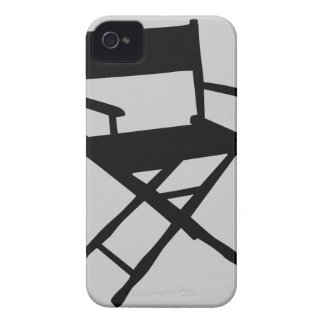 Director Chair iPhone 4 Cases